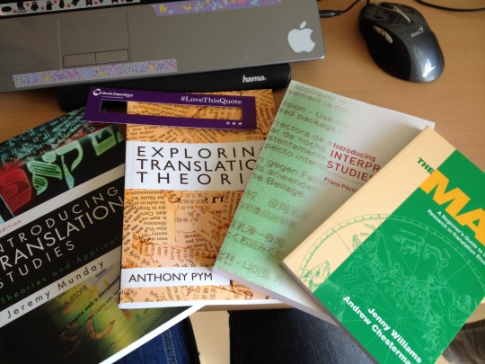 I know my address works for ordering online; I Just got all my translation books!! I can start reading around my dissertation topic now :D