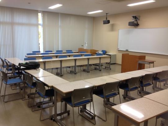 My main classroom