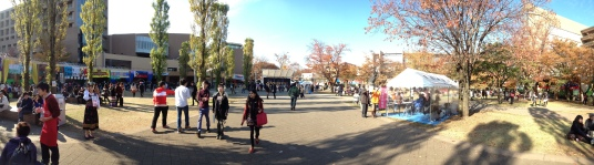 A pano of the main area