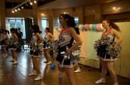 Us dancing!