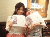 Gift time came around again; bless these girls! We got calendars from Marina :)
