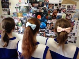 Our hair!