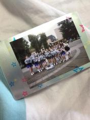 Pre-dance polaroids!