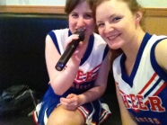 We even went to karaoke in them!