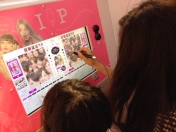 And purikura of course!