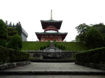 Beautiful temple.