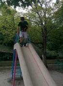 Concrete slide!